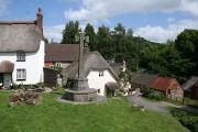 Lustleigh: near the village centre