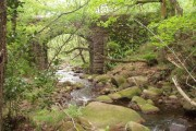 Bridge over Agden Dike