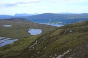 Loch Broom from Meail a' Chairn