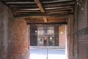 Under Whitefriars Gate