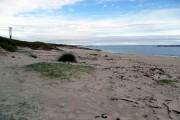 The beach at Port Ruadh
