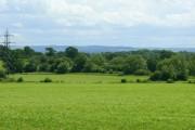 Farmland near Ganbrook
