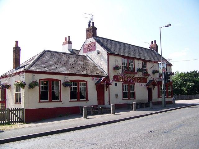 The Horns Inn, Nursling