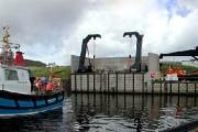 Foula ferry