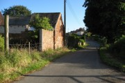 Stanfree - View from Church Road
