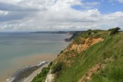 Coastline at Weston Ebb