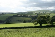 Ugborough: towards Higher and Lower Bowcombe