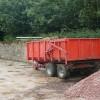 Footpath round Stainton Hill Farm