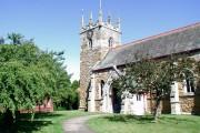 St Margaret's Church, Laceby