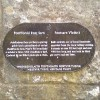 Pontsarn viaduct  plaque