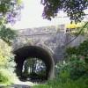 Railway bridge over Old Garswood Road