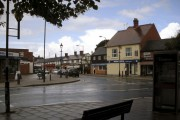 "Attleborough Village, ""The Square"""