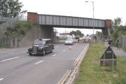 Hedon Road prior to upgrading