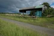 Dutch barn near Hampen