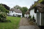 North Bovey: by the Old Post Office