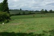 Farmland near Oxey Farm