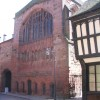St Mary's guildhall, Bayley Lane
