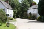 Entrance to St Clement village