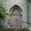 St Mary's Church, Ingleton, Doorway