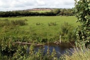 Looking to Darton Lane from the River Dearne