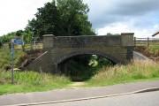 Bridge over Marriott's Way