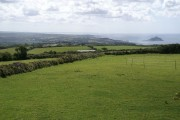 Fields, Castle Gate
