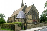 St James' Church - York Road, Seacroft