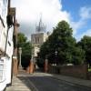 Aylesbury: St Mary's Church