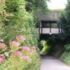 Covered Bridge of Polesden Lacey