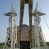 The Lowry lift bridge