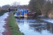 British Waterways at work - Daw End Canal