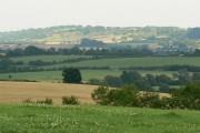 Farmland near Spirthill