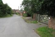 Shoulton village