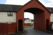 New housing at Trallwn