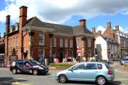 Former Post Office, Chetwynd House, Stafford