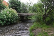 Bridge over the River Salwarpe