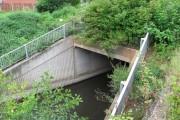 Enabling bridge, Droitwich Junction Canal