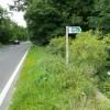 Finally we emerge onto the A629