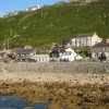 The waterfront at Sennen Cove