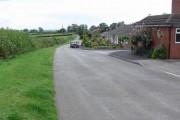 Chapel Lane in Ab Kettleby