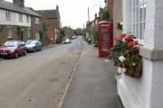 Wartnaby Road in Ab Kettleby