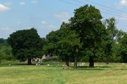 Farmland south of Heath End