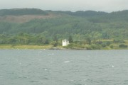 Entrance to Loch Gair from Ardcastle Point