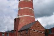 S face of Cragg Brow Windmill, Preston