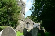 St Budeaux Church, Plymouth.