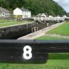 Cairnbaan: Lock 8