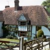Old timbered house at Capel Cross, Horsmonden