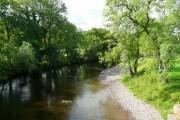 River Usk - upstream