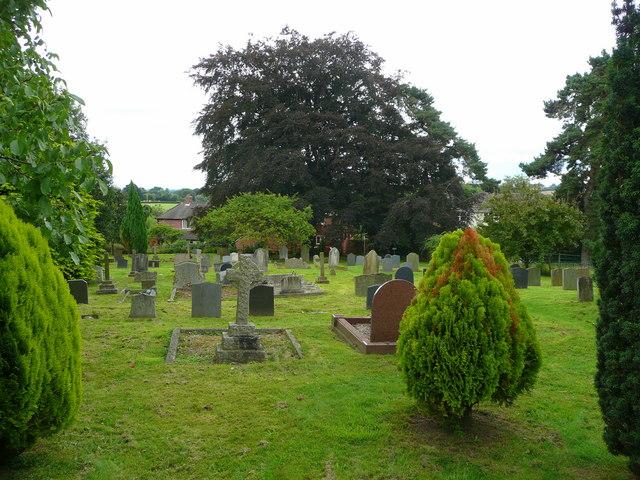 Eaton Bishop cemetery