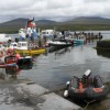 Bowmore: the harbour